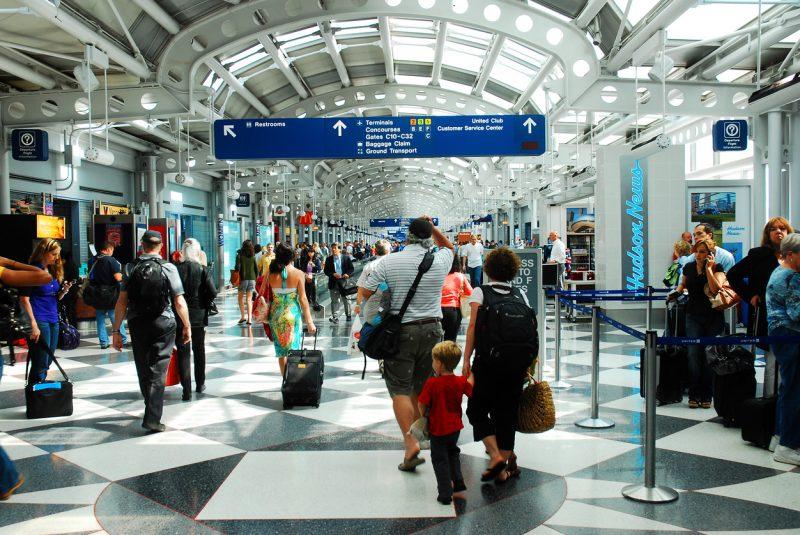 TSA Precheck Application